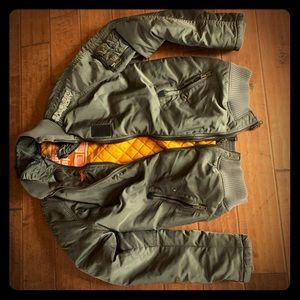 SuperDry Japan Aviator Jacket